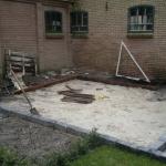 Tuinproject - Tuinhuis